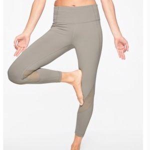 Athleta Eclipse tights 7/8 Gray